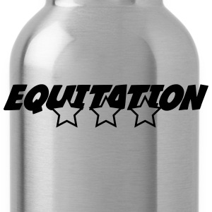 Equitation T-Shirts - Water Bottle
