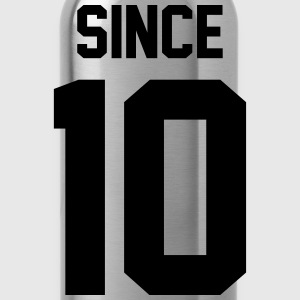 Since 10 Tee shirts - Gourde