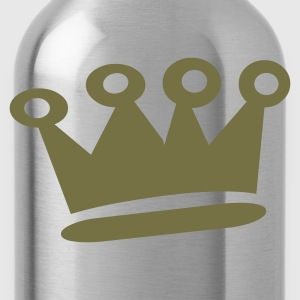 Gold Crown - Water Bottle