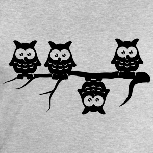 Be different 4 owls Abdulazeez differ T-Shirts - Men's Sweatshirt by Stanley & Stella