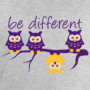 Abdulazeez be different 4 owls differ T-Shirts - Men's Sweatshirt by Stanley & Stella