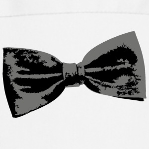 Bow Tie (Left) Dinner Jacket suit design Camisetas - Delantal de cocina