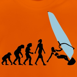 evolution_of_woman_windsurfing_092014_b_ T-Shirts - Baby T-Shirt
