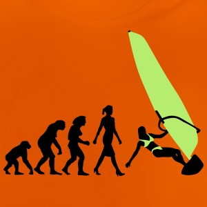 evolution_of_woman_windsurfing_092014_c_ T-Shirts - Baby T-Shirt