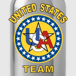 united states T-Shirts - Water Bottle