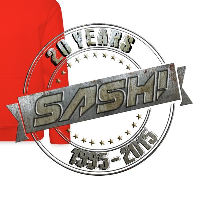 Kids Jumper SASH! 20 Years