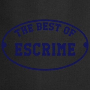 The Best of Escrime Bluzy - Fartuch kuchenny