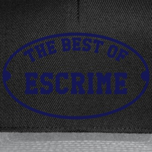 The Best of Escrime Bluzy - Czapka typu snapback