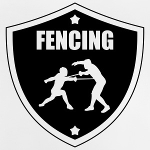 Fencing Shirts - Baby T-shirt
