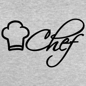 Chef Hat Chef T-Shirts - Men's Sweatshirt by Stanley & Stella