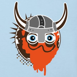 Un graffiti Patch Viking  Tee shirts - T-shirt Bio Enfant