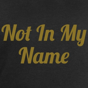 Not In My Name Shirts - Men's Sweatshirt by Stanley & Stella