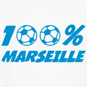 100% Marseille Tee shirts - T-shirt manches longues Premium Homme