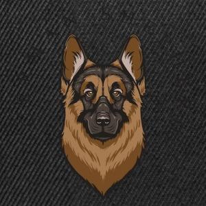 German Shepherd T-Shirts - Snapback Cap