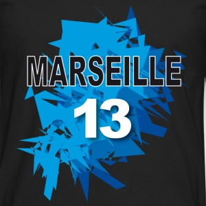 Marseille 13 Tee shirts - T-shirt manches longues Premium Homme