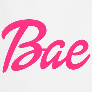 Bae T-Shirts - Cooking Apron