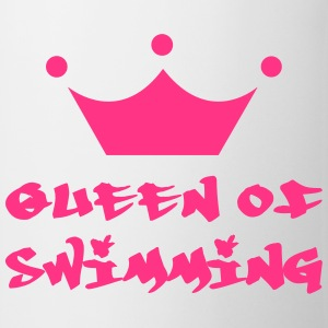 Queen of Swimming T-shirts - Mugg