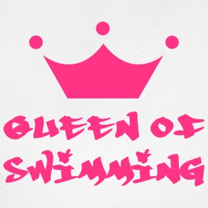 Queen of Swimming Camisetas - Gorra béisbol