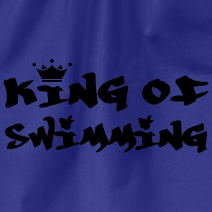 King of Swimming T-shirts - Sportstaske
