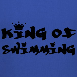 King of Swimming T-shirts - Premium-Luvtröja barn