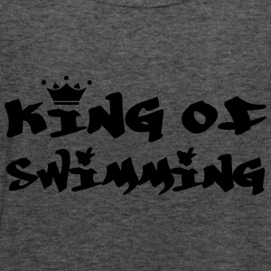 King of Swimming Felpe - Top da donna della marca Bella