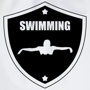 Swimming T-shirts - Gymnastikpåse
