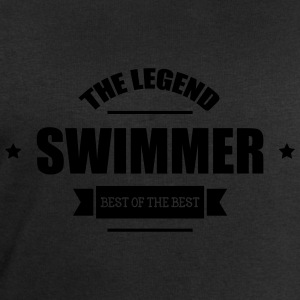 Swimmer The Legend T-shirts - Sweatshirt herr från Stanley & Stella