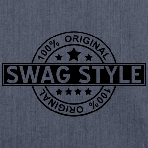 Swag Style T-Shirts - Shoulder Bag made from recycled material