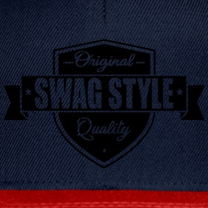 Swag Style T-shirts - Snapback cap
