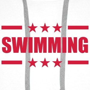 Swimming Caps & Hats - Men's Premium Hoodie