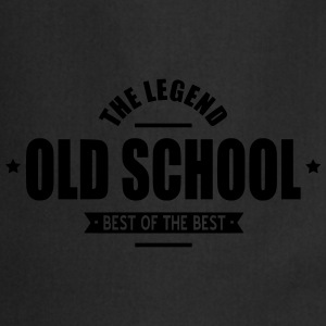 Old School T-shirts - Förkläde