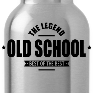 Old School T-Shirts - Water Bottle