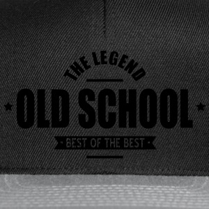 Old School T-shirts - Snapbackkeps