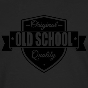 Old School T-Shirts - Men's Premium Longsleeve Shirt
