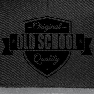Old School T-shirts - Snapback cap
