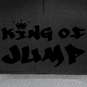 King of Jump ! Camisetas - Gorra Snapback