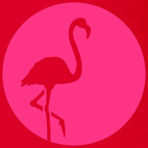 Flamingo T-Shirts - Baby Bio-Kurzarm-Body