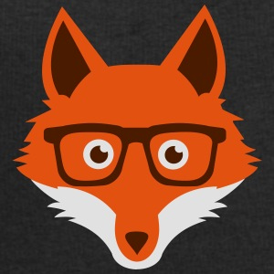 Sweet Funny hipster fox with nerd glasses Casquettes et bonnets - Sweat-shirt Homme Stanley & Stella