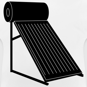 panel solar thermal_pst7 Shirts - Baby T-Shirt