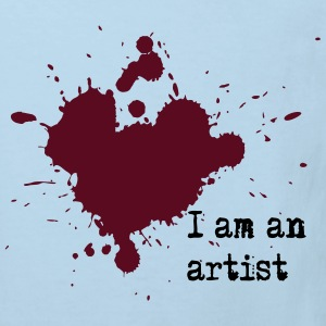 I am an artist Sweats - T-shirt Bio Enfant