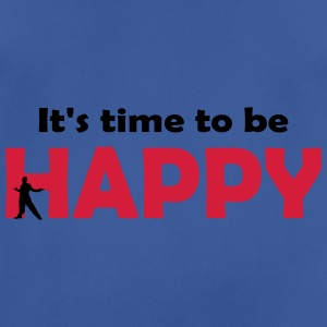 It's time to be happy Man 2 Bottles & Mugs - Men's Breathable T-Shirt