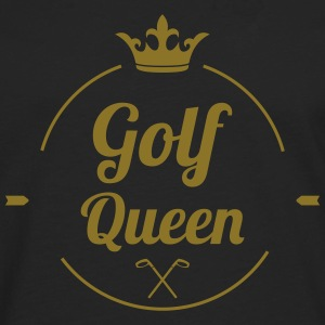 Golf Queen T-skjorter - Premium langermet T-skjorte for menn