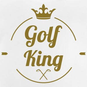 Golf King Skjorter - Baby-T-skjorte