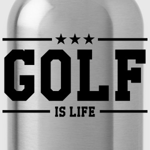 Golf is life Shirts - Drinkfles