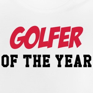 Golfer of the year Shirts - Baby T-shirt