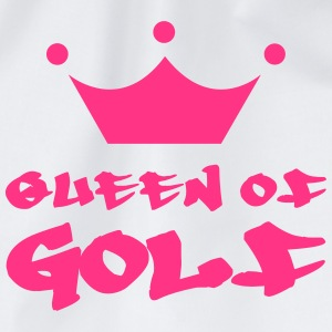 Queen of Golf Shirts - Gymtas
