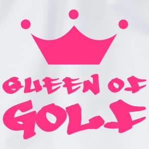 Queen of Golf Tröjor - Gymnastikpåse