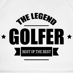 Golf T-shirts - Basebollkeps