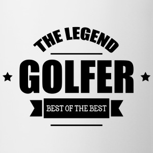 Golf T-shirts - Mugg