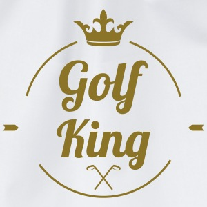 Golf King Caps & luer - Gymbag
